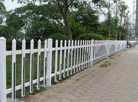 宿迁PVC塑钢护栏