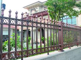 宿迁铝艺护栏
