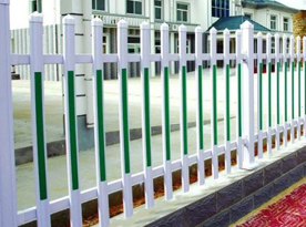 南京PVC塑钢护栏