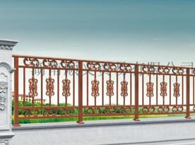 南京铝艺护栏