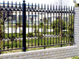 宿迁铁艺护栏