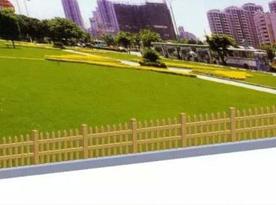 宿迁草坪栅栏