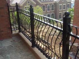 宿迁阳台护栏