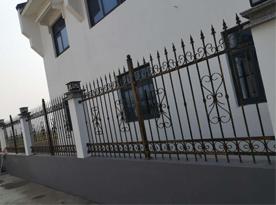 江苏锌钢护栏